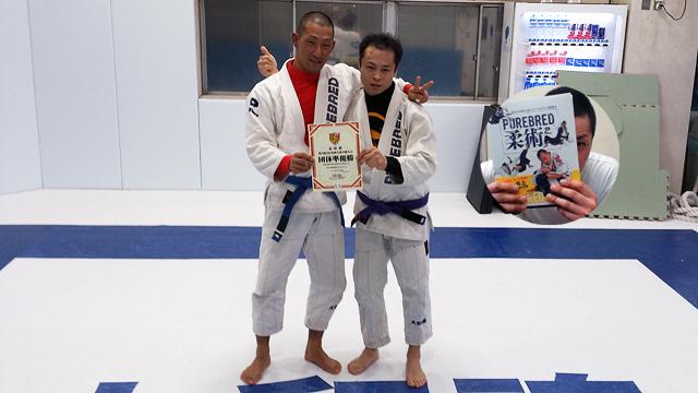 第7回全日本新人選手権大会団体準優勝☆